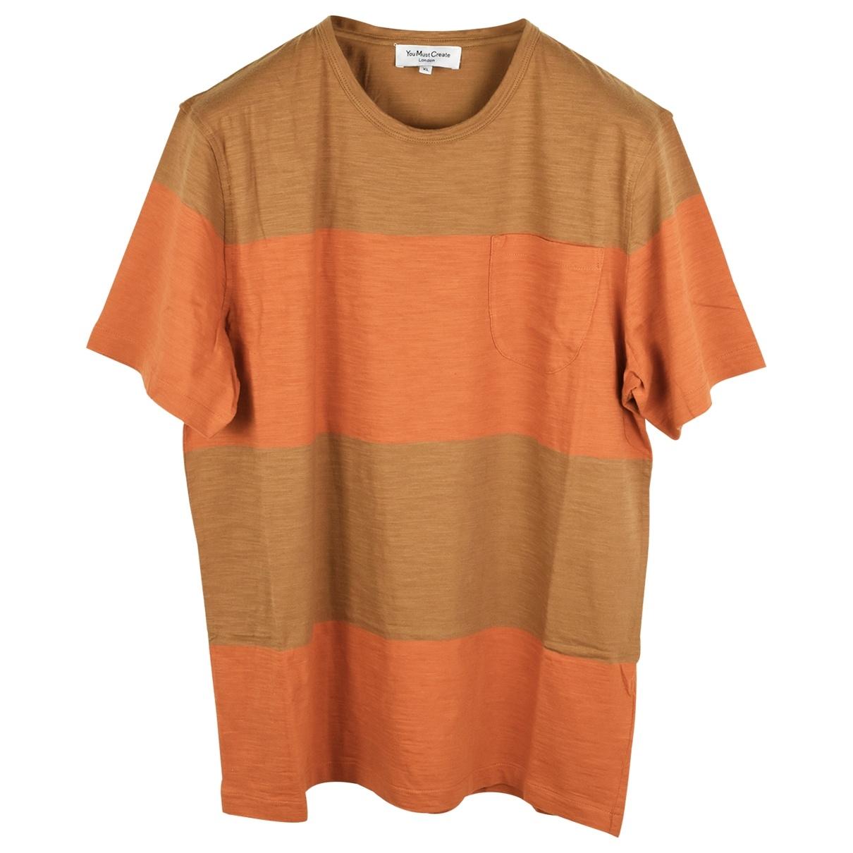 Ymc - Tee shirts   pour homme en coton - multicolore