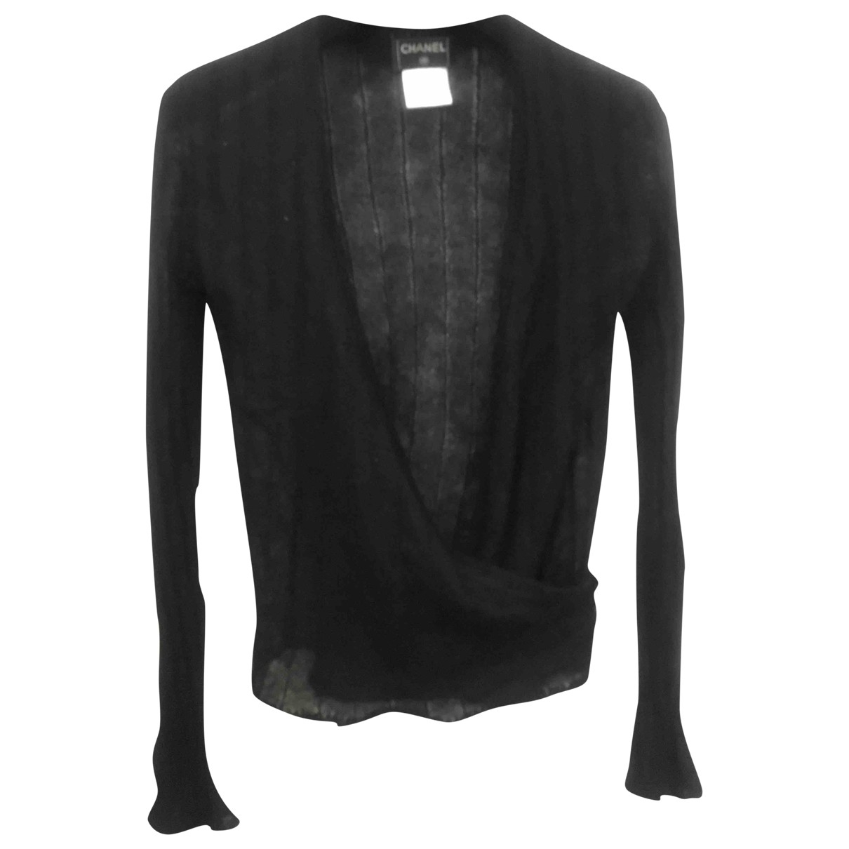 Chanel \N Black Wool Knitwear for Women 42 FR