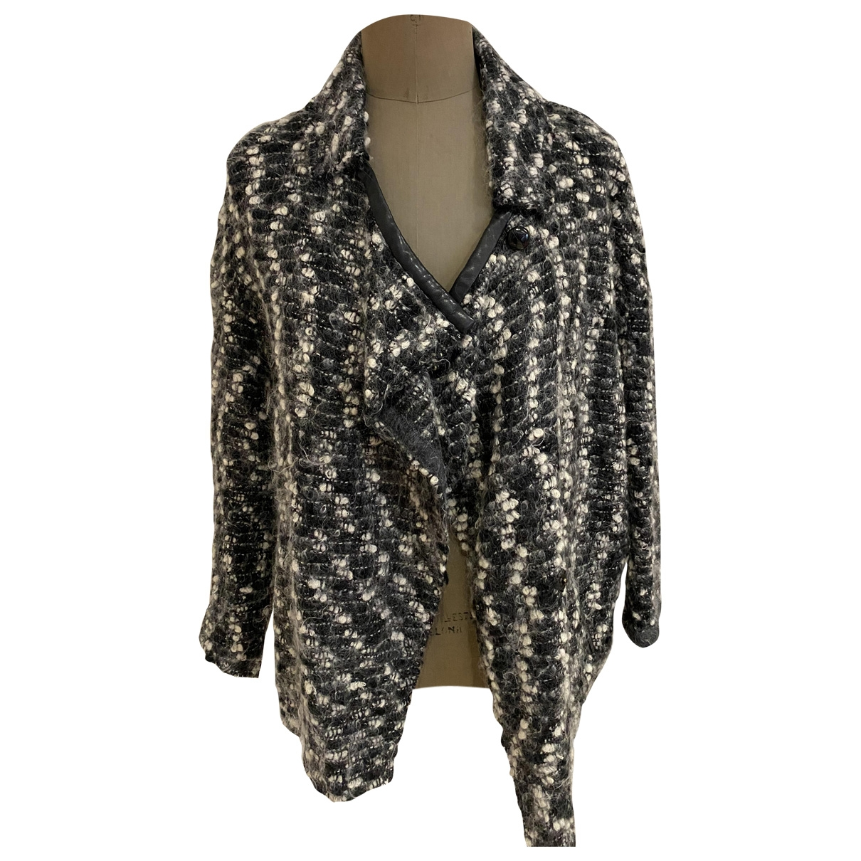 Isabel Marant \N Grey Wool jacket for Women 36 FR