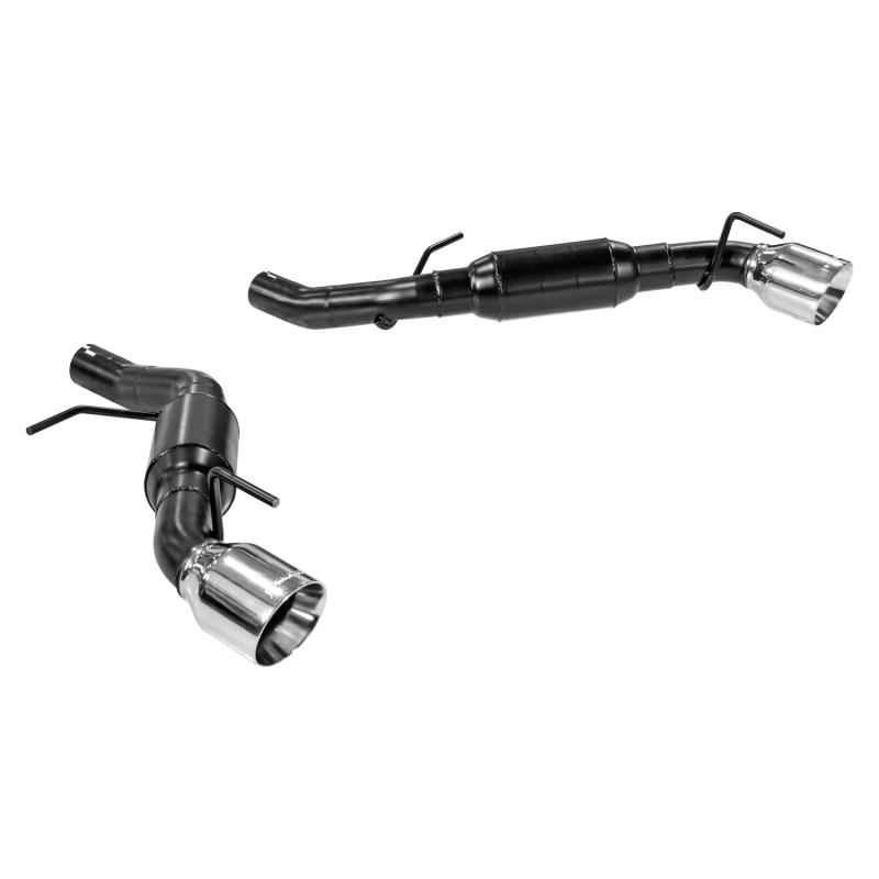 Flowmaster 817751 Axleback 409S - Dual Rear Exit - American Thunder - Moderate Sound Chevrolet 3.6L V6