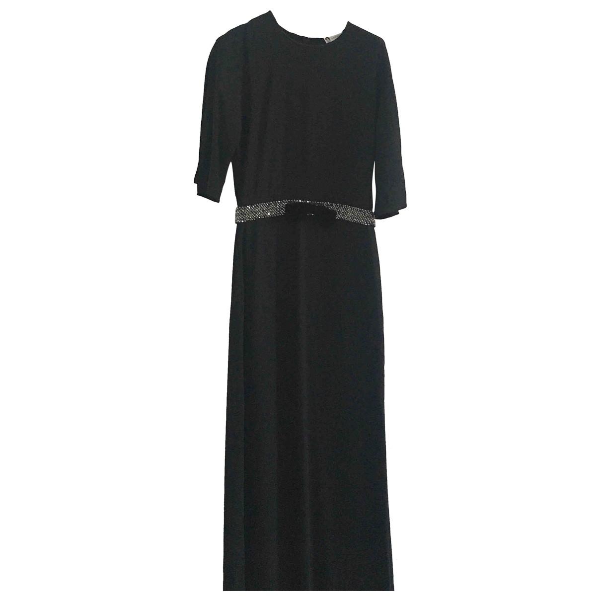 Lanvin \N Black dress for Women 40 FR