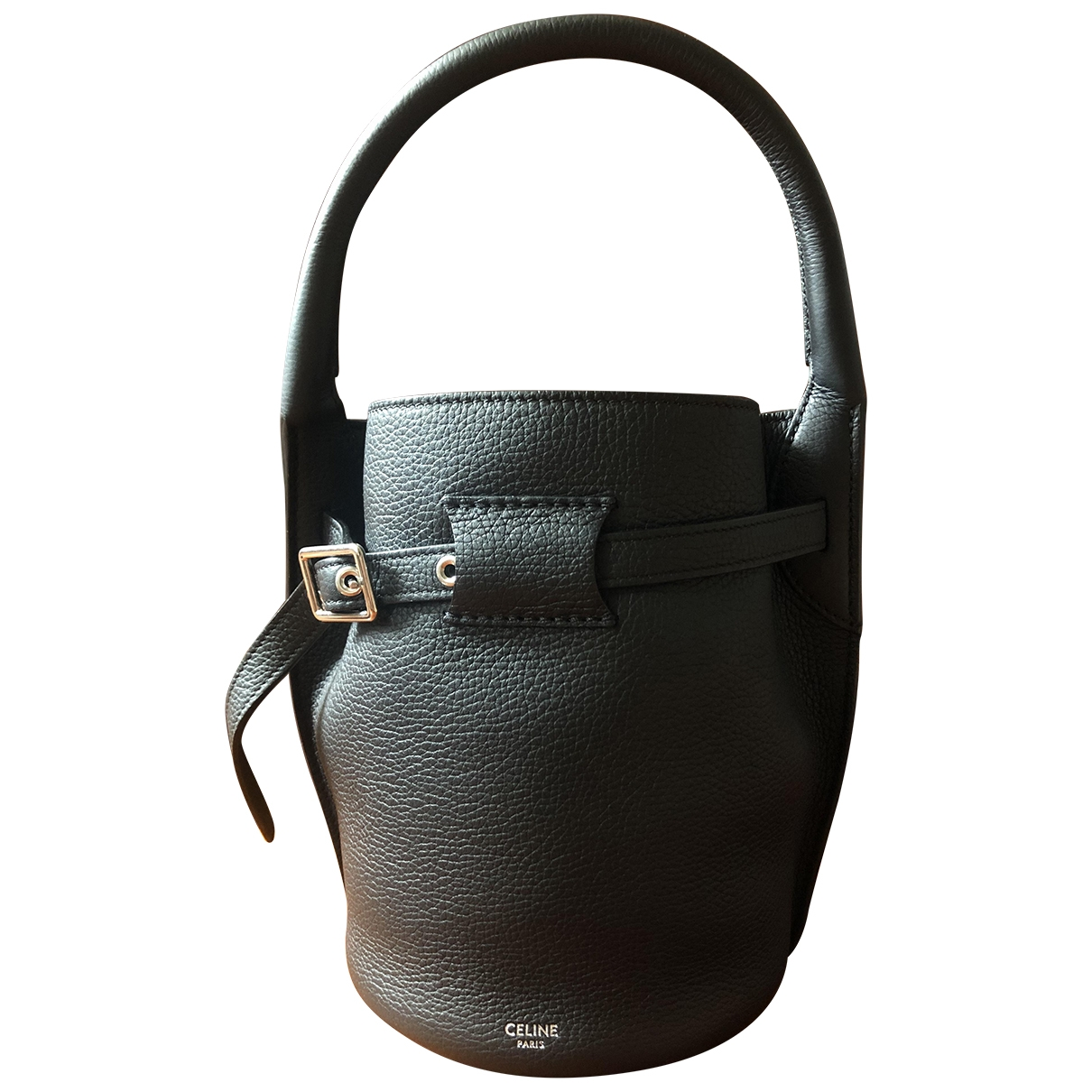 Celine Big Bag Black Leather handbag for Women \N