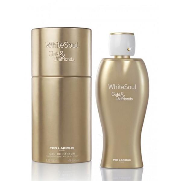 White Soul Gold & Diamonds - Ted Lapidus Eau de parfum 100 ml