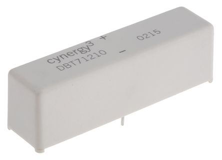 Cynergy3 High voltage SPNC pcb reed relay, 12Vdc
