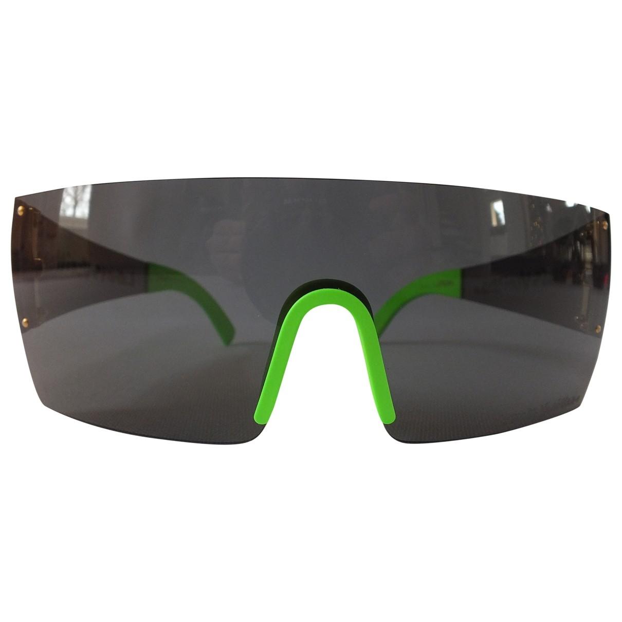 Louis Vuitton \N Green Sunglasses for Men \N