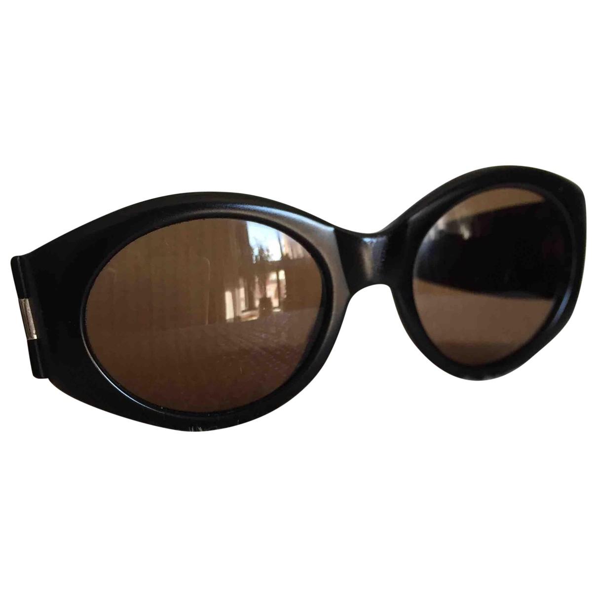 Bvlgari \N Sonnenbrillen in  Schwarz Kunststoff
