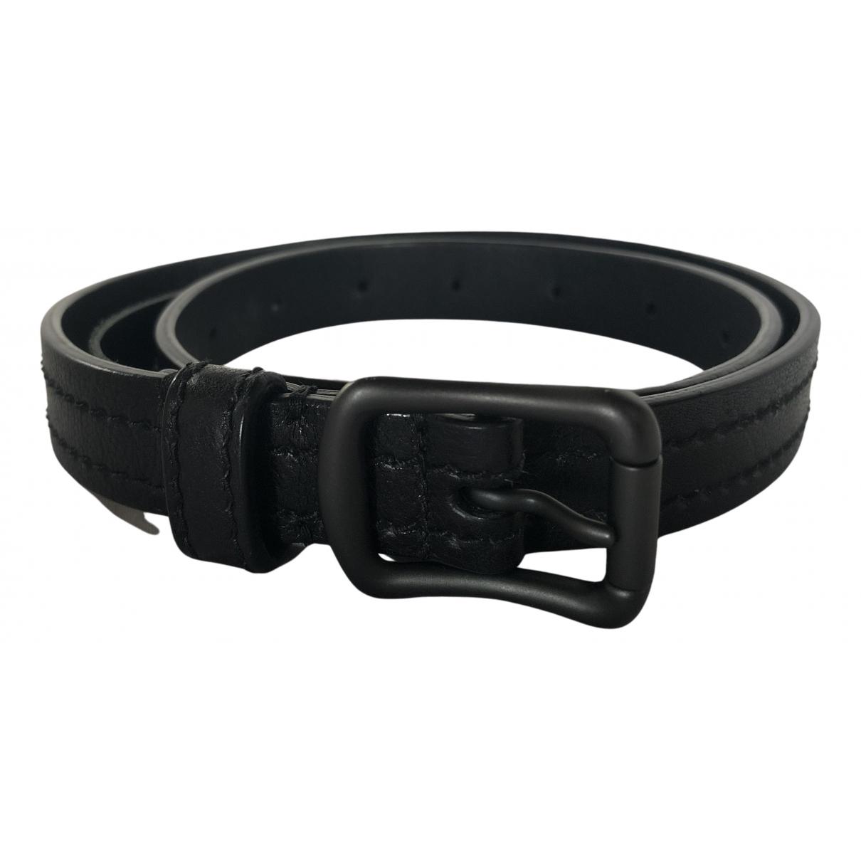 Cinturon de Cuero Bottega Veneta