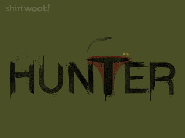 Hide Hunter T Shirt