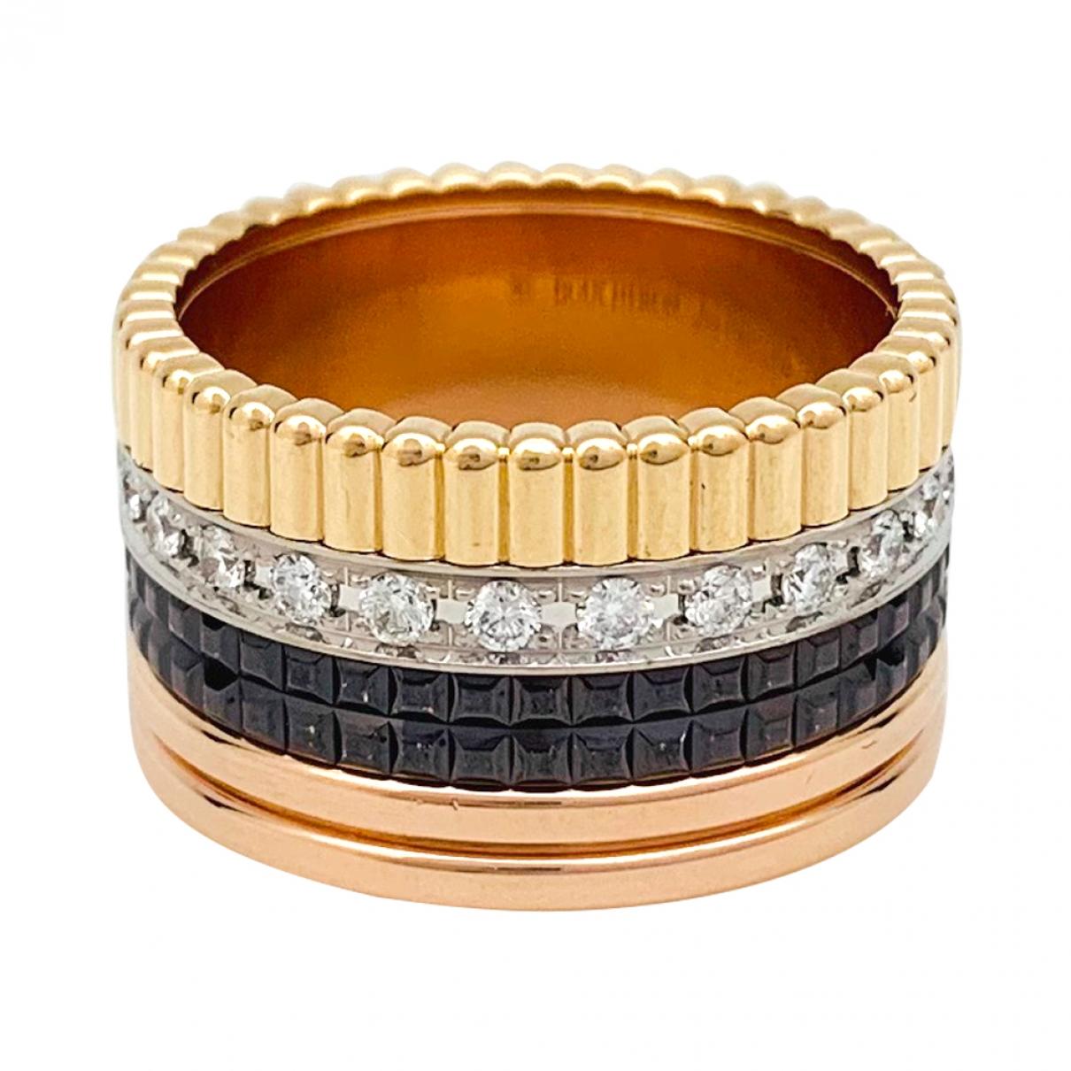 Boucheron Quatre Ring in Rosegold
