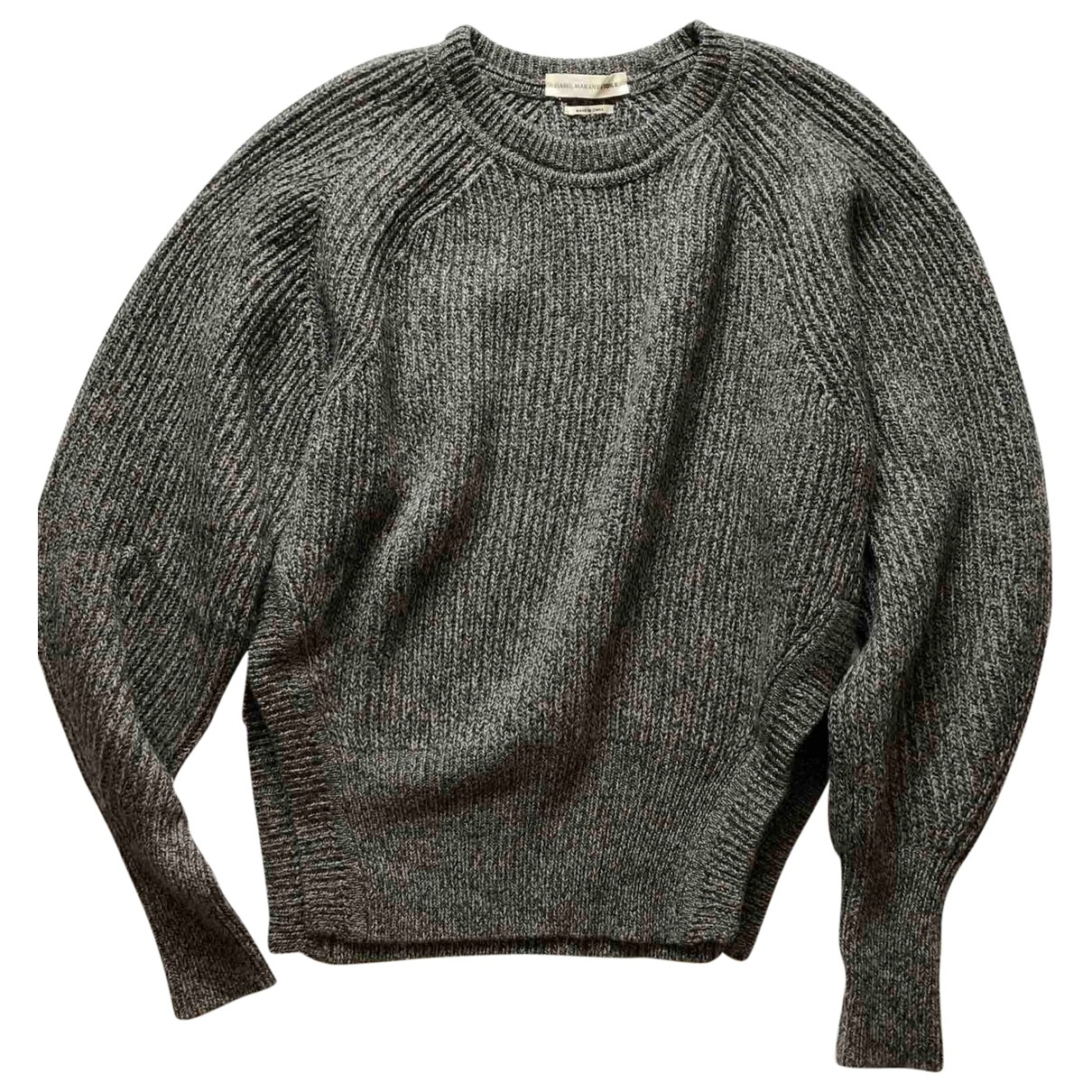 Isabel Marant Etoile - Pull   pour femme en laine - gris