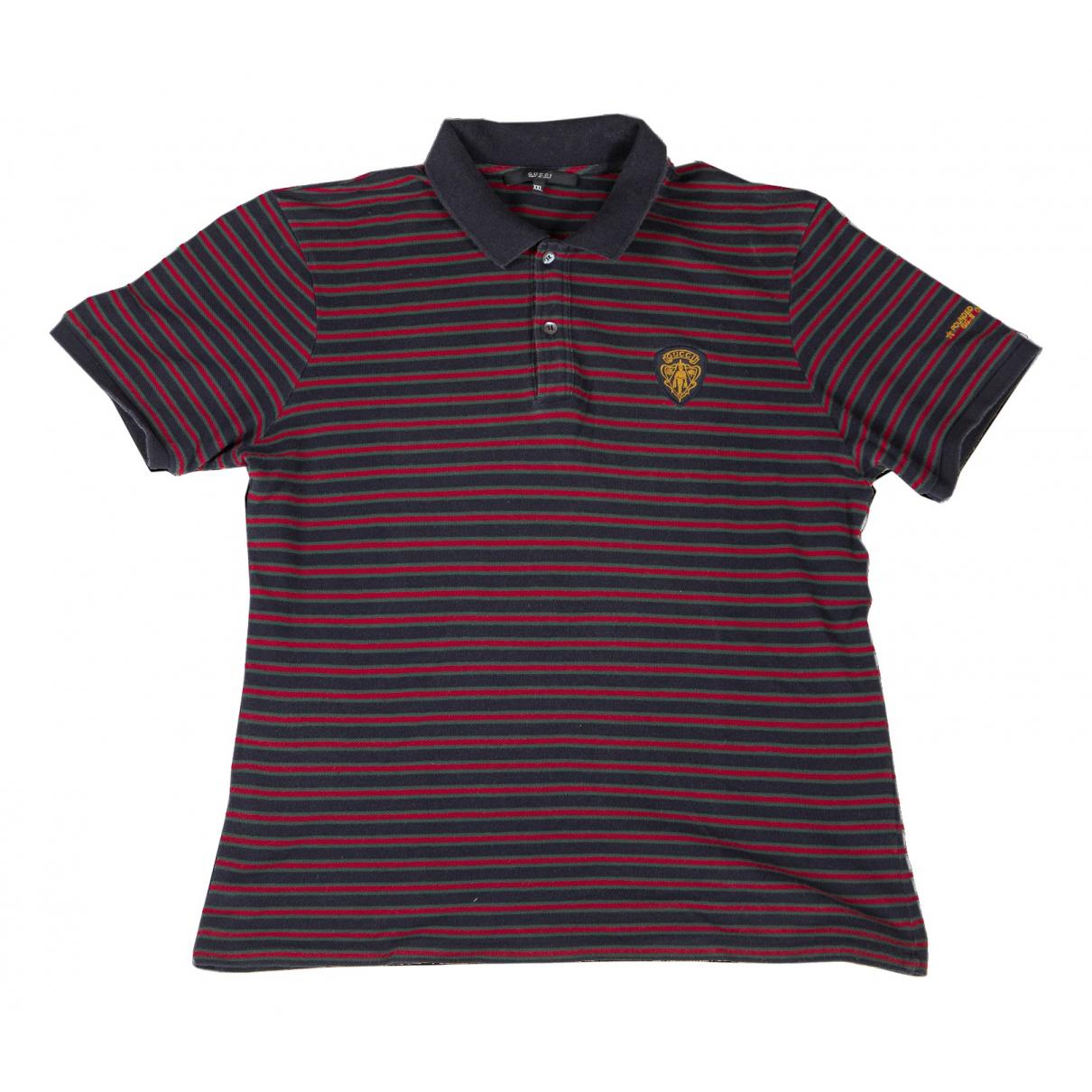 Polo en Algodon Gucci