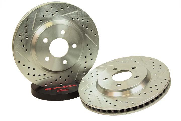 Baer Brakes Rotor Pair