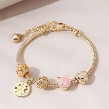 Constellation Symbol Decor Bracelet