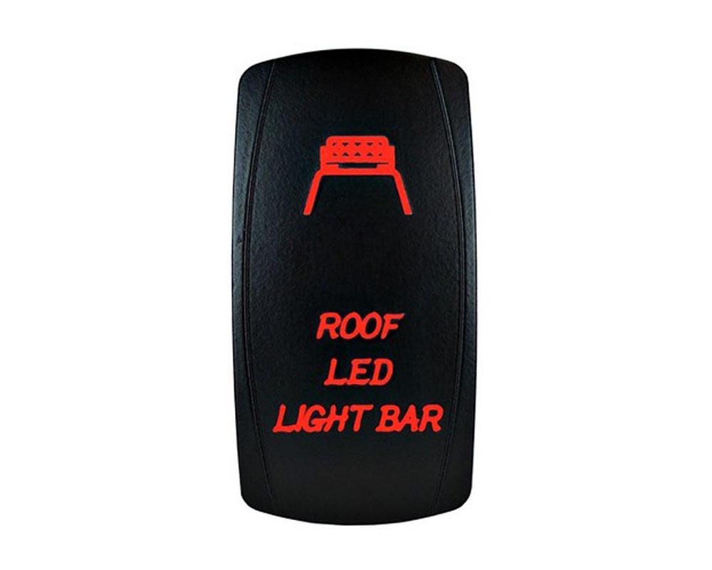STV Motorsports SLR1291 Roof LED Light Laser Rocker Switch
