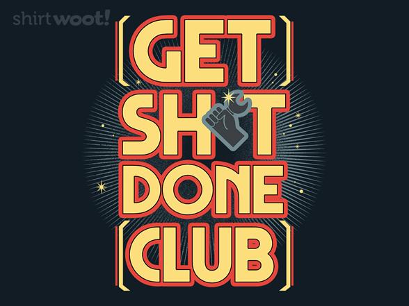 The Club T Shirt