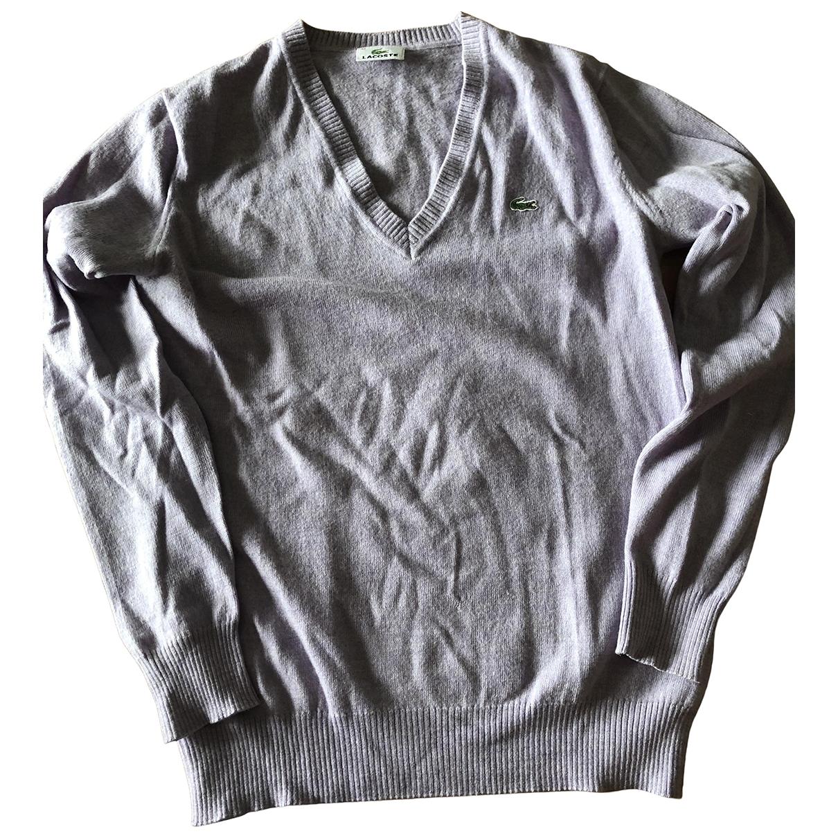 Lacoste - Pull   pour femme en laine