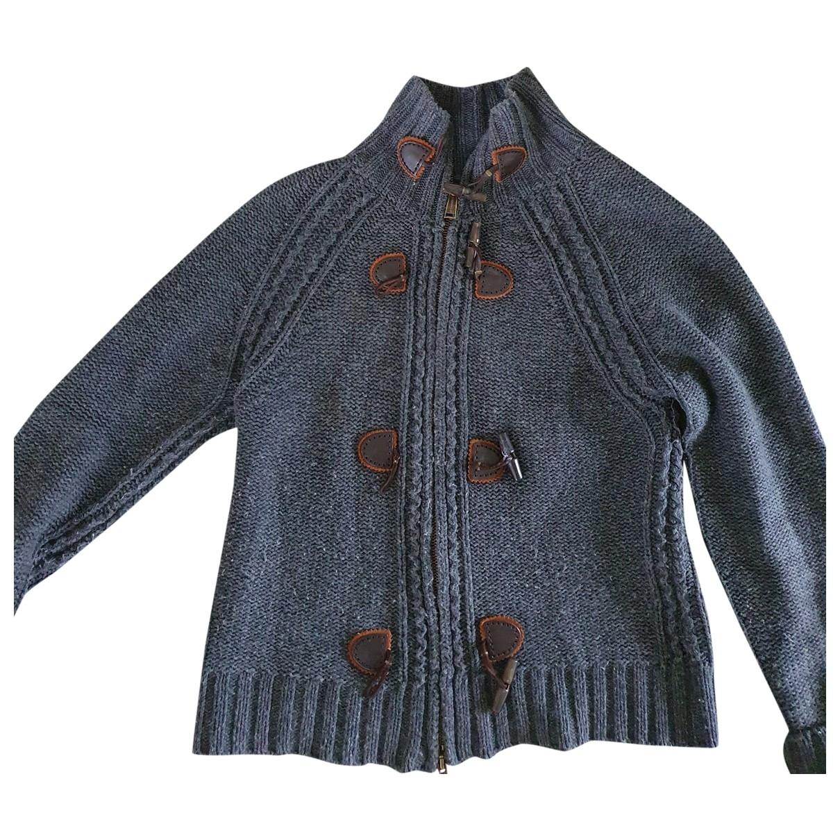 Dsquared2 - Pulls.Gilets.Sweats   pour homme en coton - gris