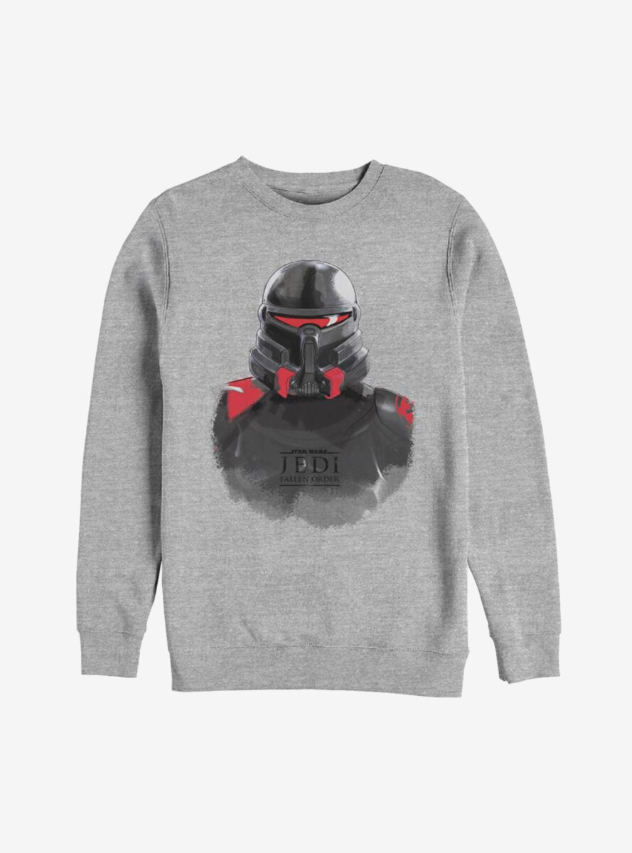 Star Wars Jedi Fallen Order Purge Trooper Mask Sweatshirt