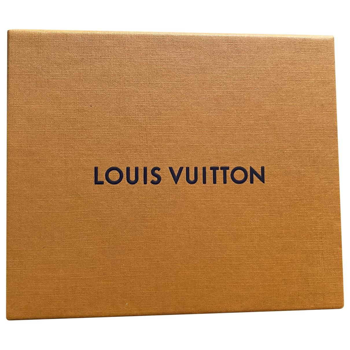 Louis Vuitton - Objets & Deco Boite a bijoux pour lifestyle en autre - orange