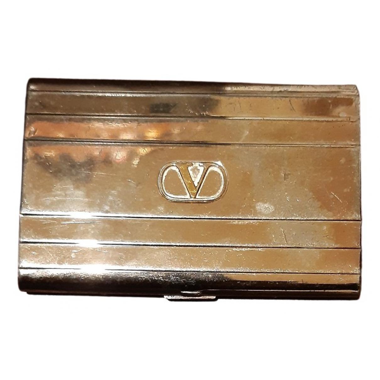Valentino Garavani - Objets & Deco   pour lifestyle en acier - argente