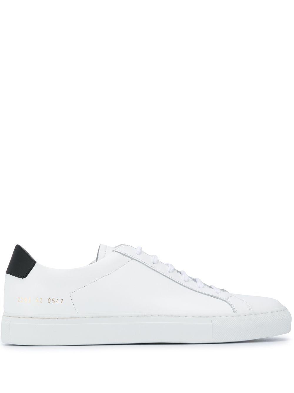Retrolowleather Sneaker