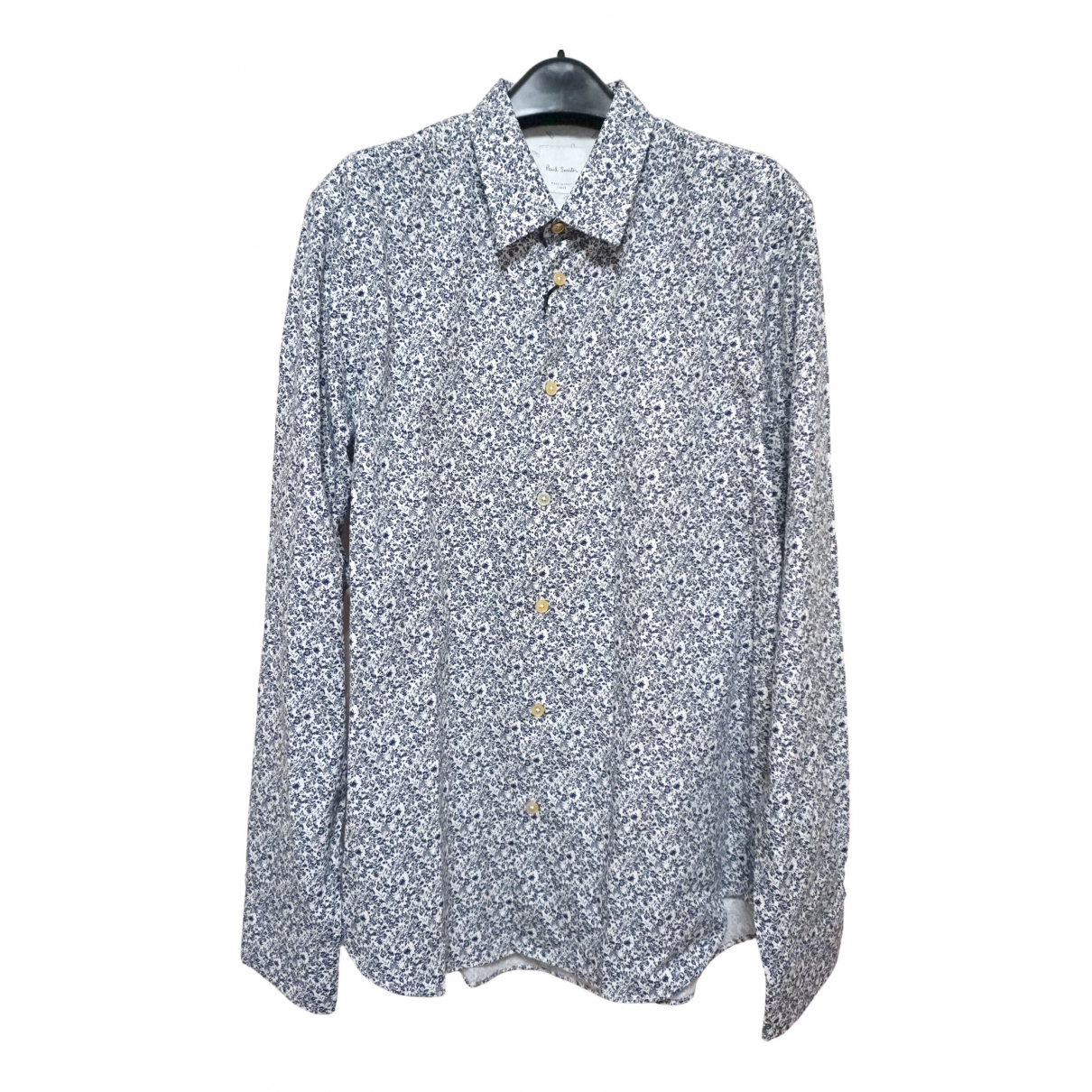 Paul Smith \N Navy Cotton Shirts for Men L International