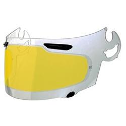 Arai RX-7 Corsair SAQ Pinlock Insert Yellow