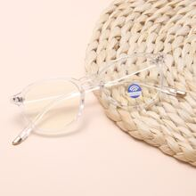 Clear Frame Anti-blue Light Glasses