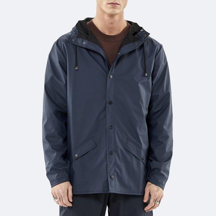 Rains Jacket 1201 BLUE