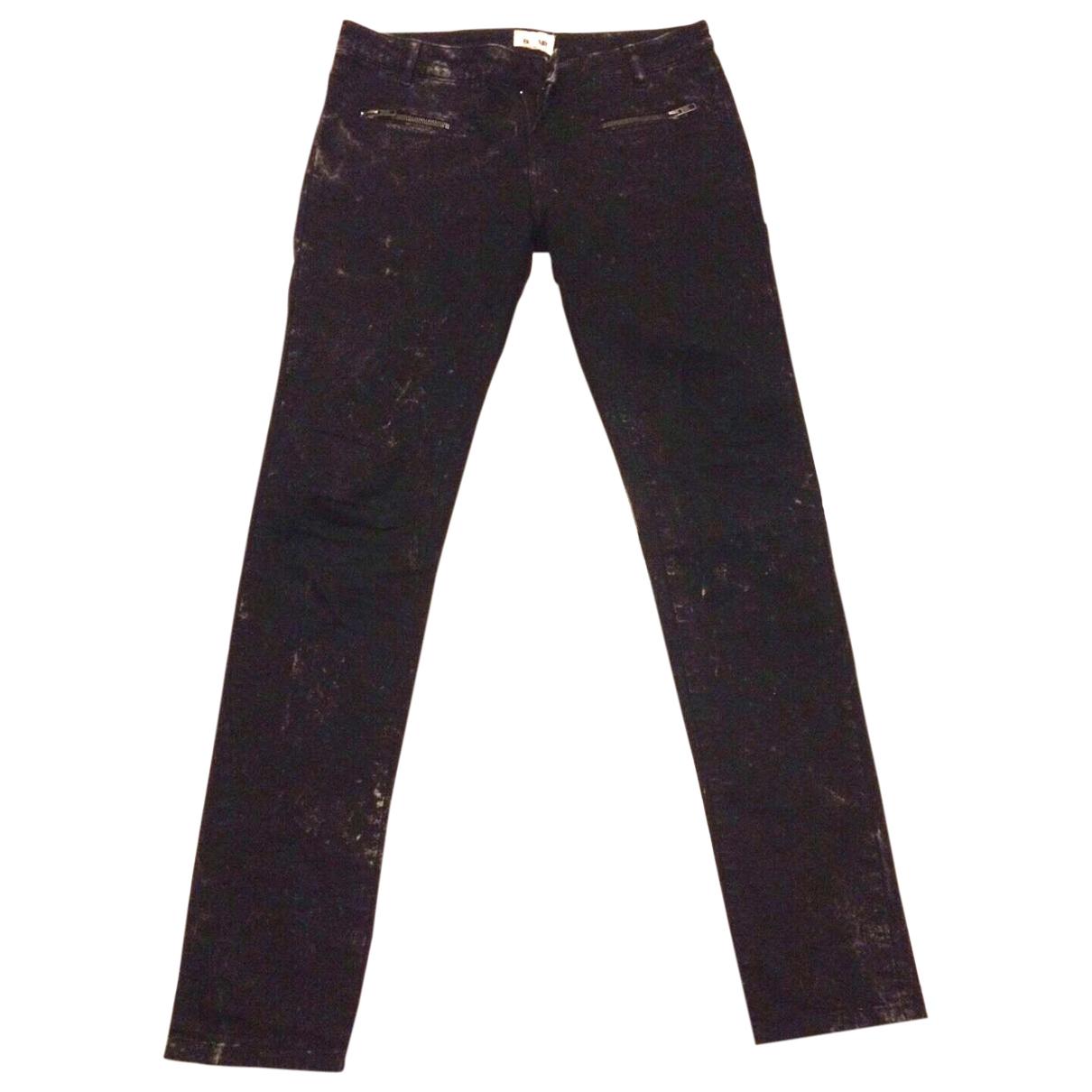 Bel Air - Jean   pour femme en coton - elasthane