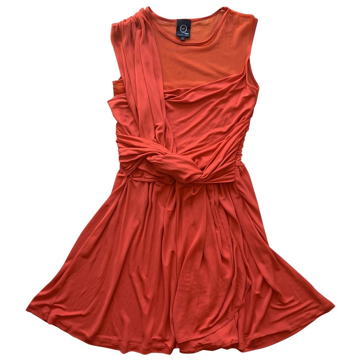 Mcq - Robe   pour femme - rouge