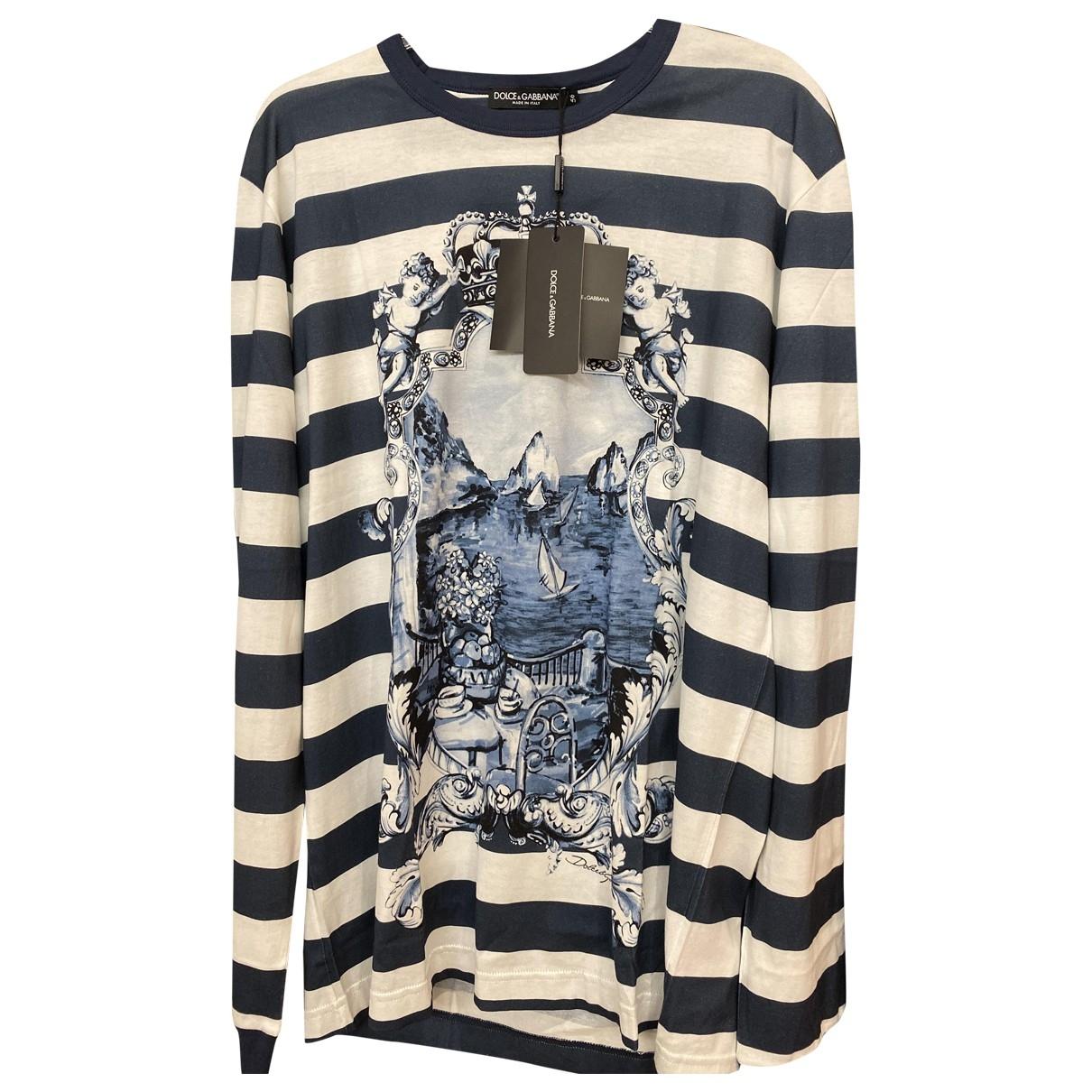 Dolce & Gabbana \N T-Shirts in Baumwolle