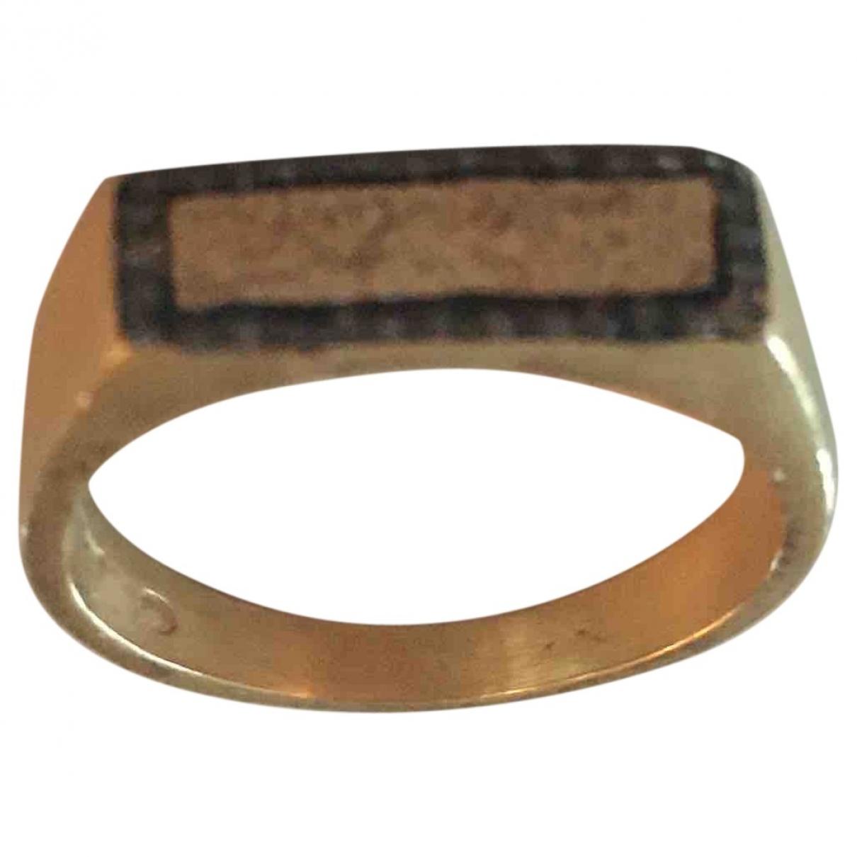 5 Octobre \N Ring in  Gold Gelbgold