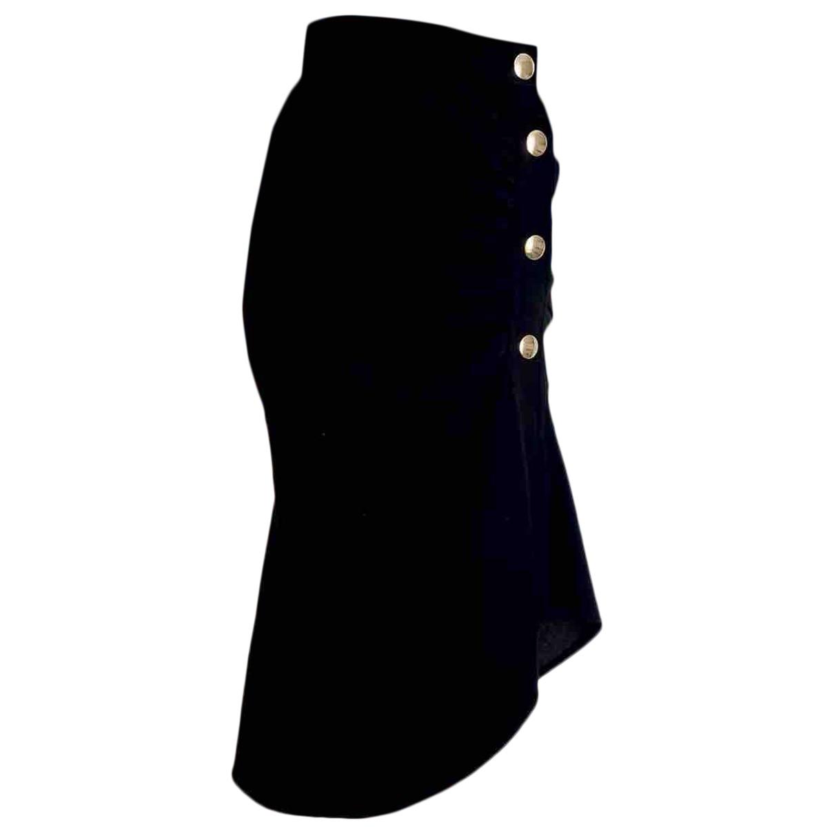 Marni - Jupe   pour femme en coton - noir