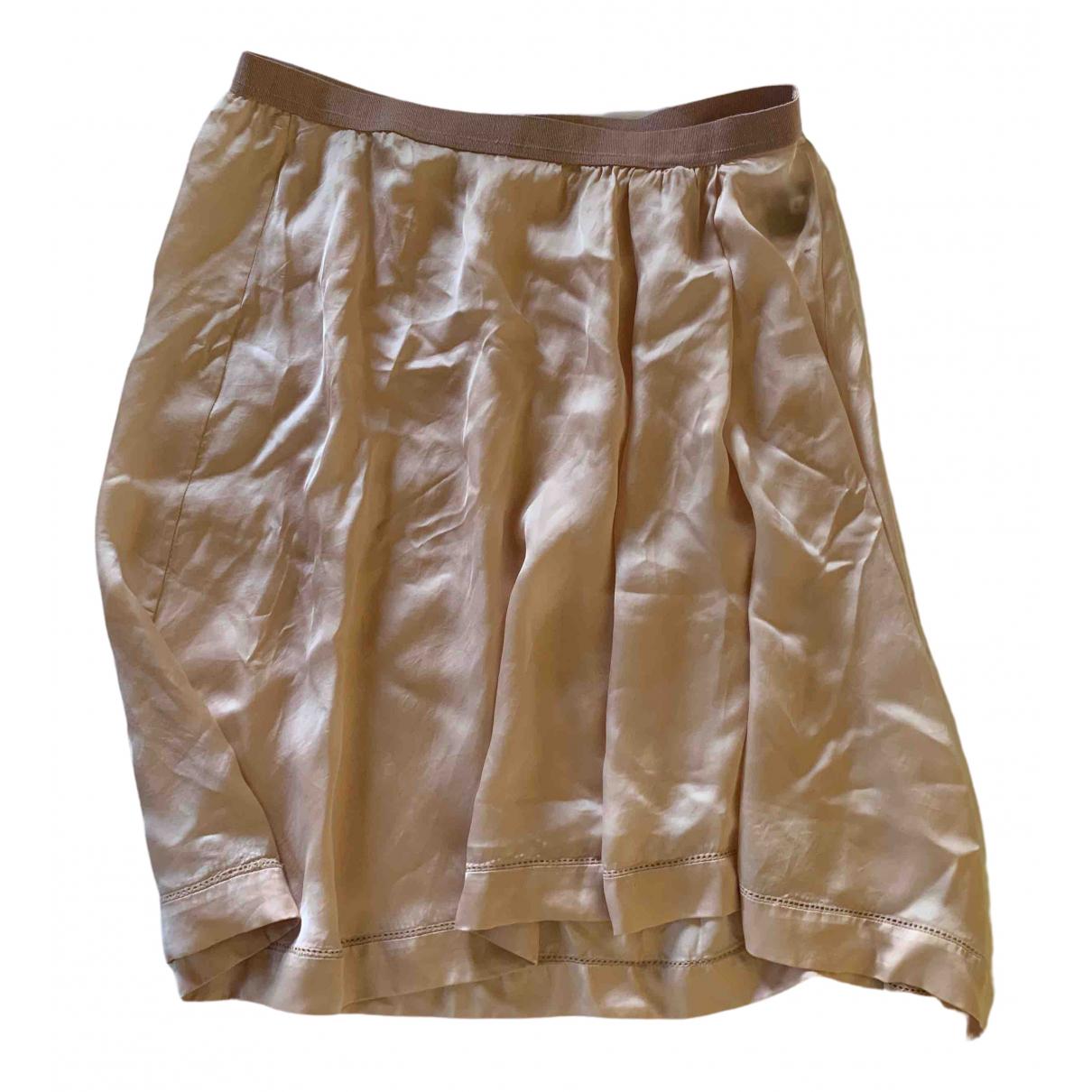 Falda midi de Seda Isabel Marant Etoile