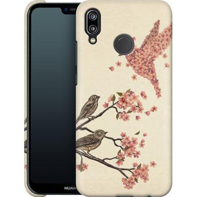 Huawei P20 Lite Smartphone Huelle - Blossom Bird von Terry Fan