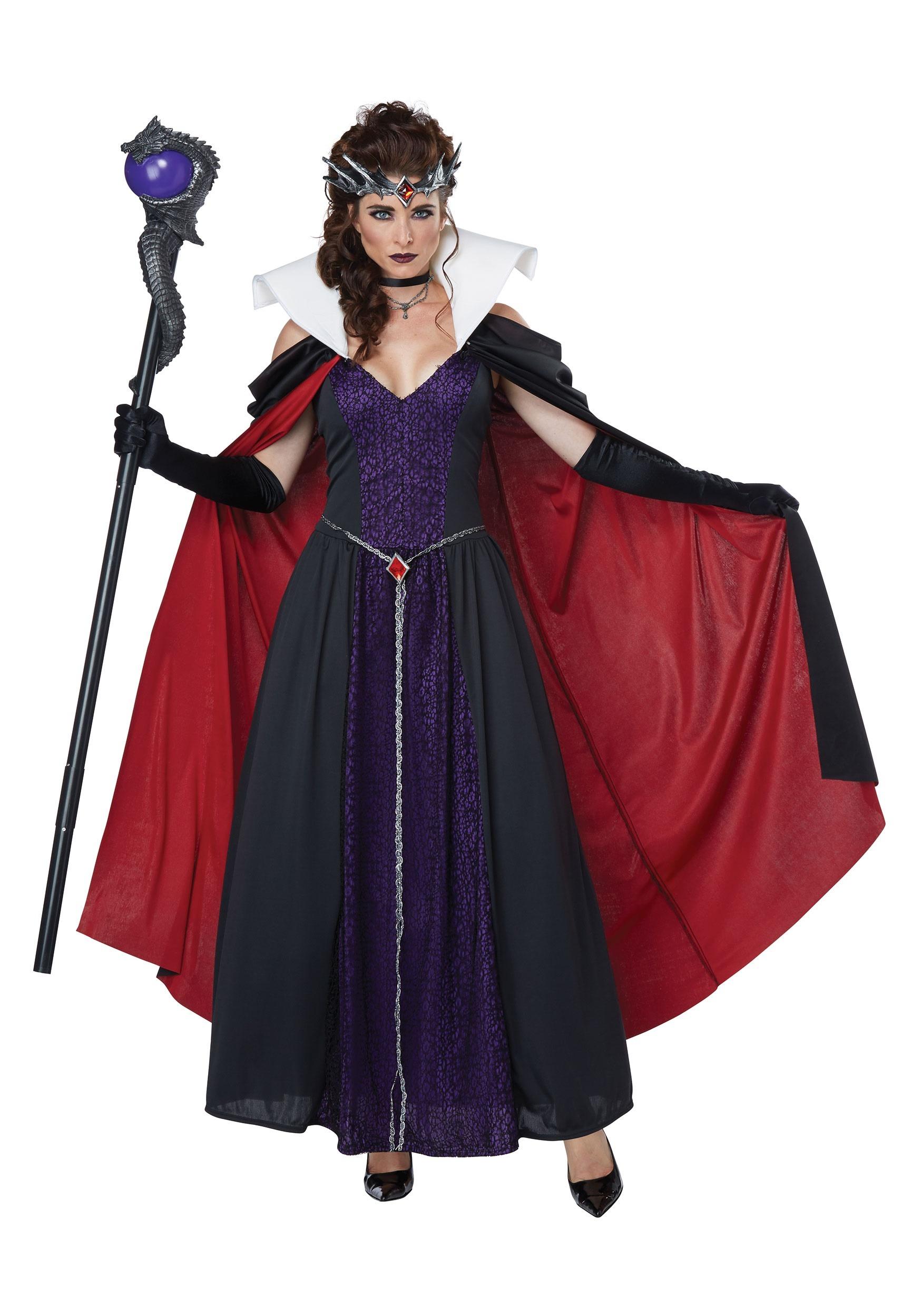 Evil Storybook Queen Costume for Women