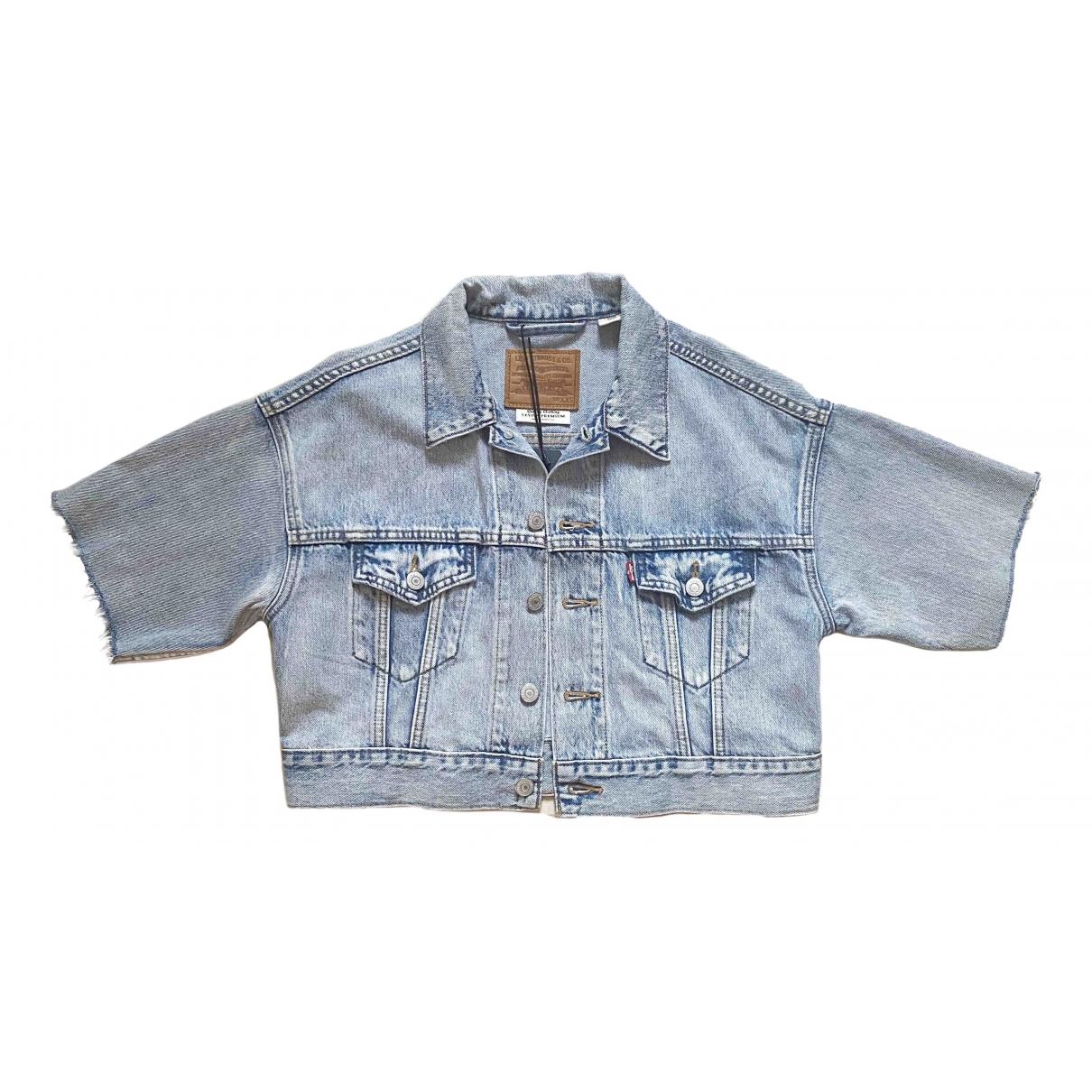 Levi's \N Blue Denim - Jeans jacket for Women XXS International