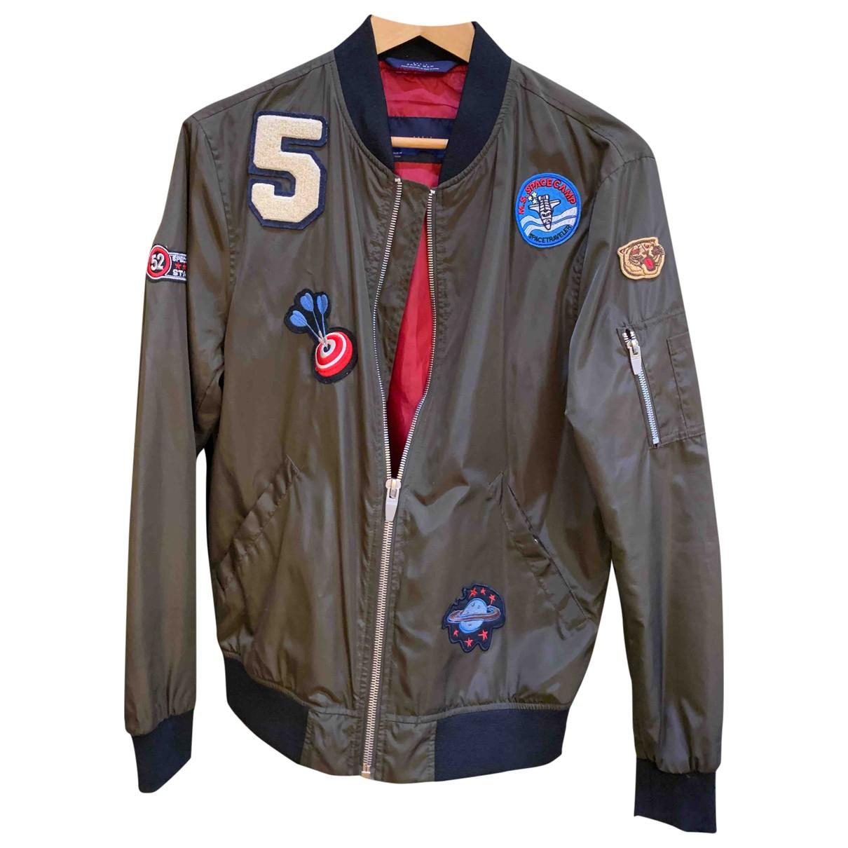 Zara \N Khaki jacket  for Men M International