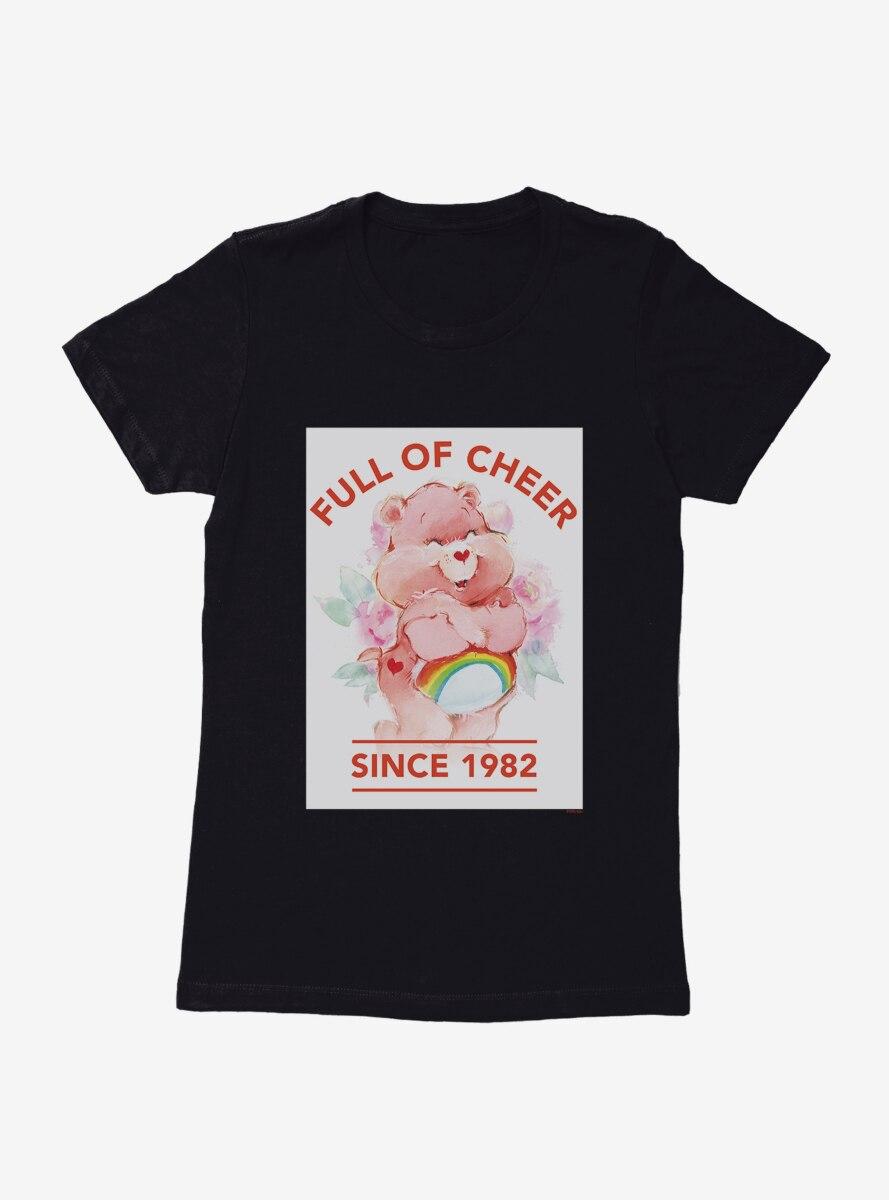 Care Bears Full Of Cheer Womens T-Shirt