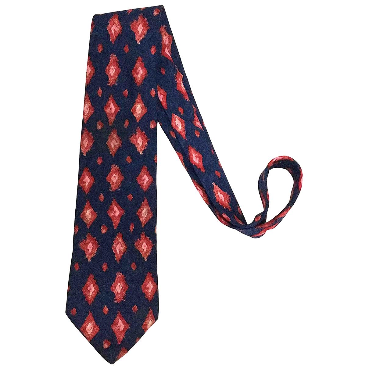 Paco Rabanne - Cravates   pour homme en soie - multicolore