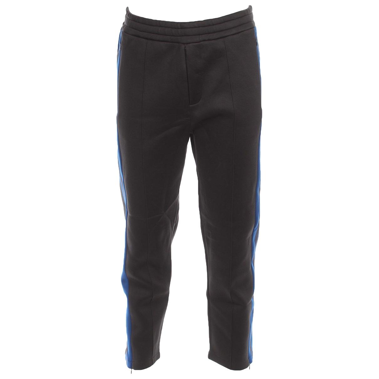 Joseph \N Grey Trousers for Men M International