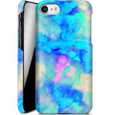 Apple iPhone 7 Smartphone Huelle - Electrify Ice Blue von Amy Sia
