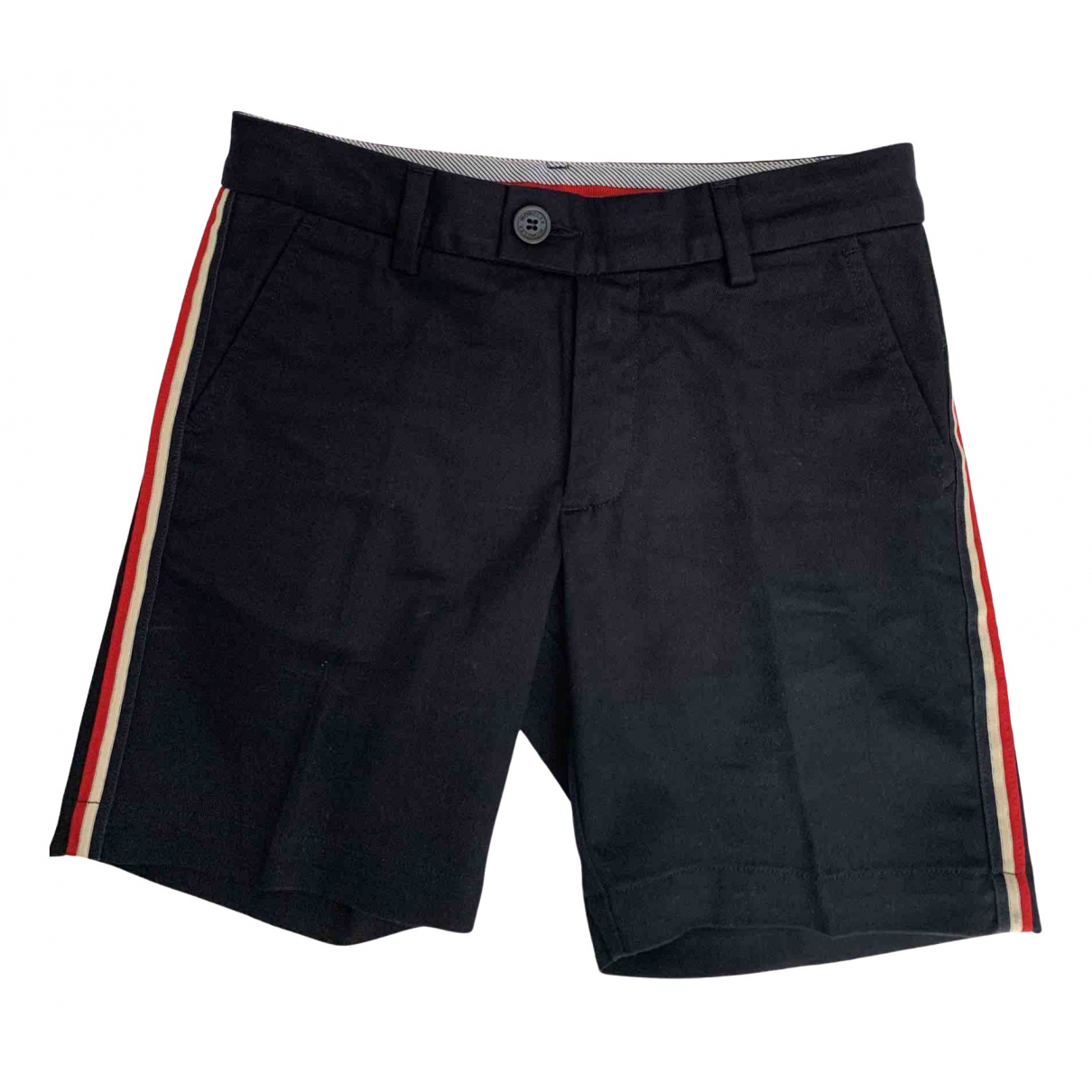 Moncler \N Blue Cotton Shorts for Kids 8 years - up to 128cm FR