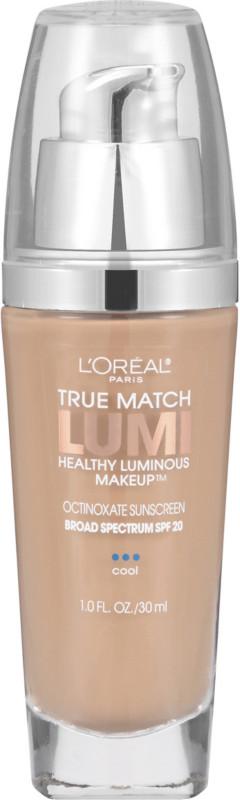 True Match Lumi Healthy Luminous Makeup - Creamy Natural
