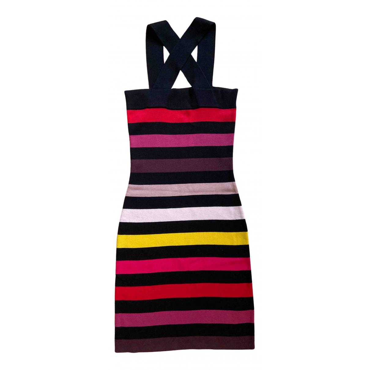 Sonia Rykiel Pour H&m - Robe   pour femme en coton - noir