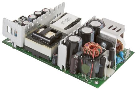 XP Power , 350W AC-DC Converter, 56V dc, Open Frame, Medical Approved