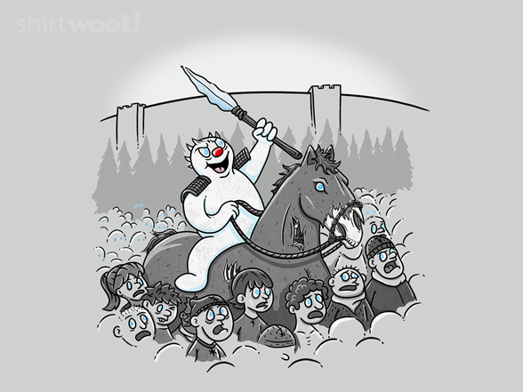 The Frost King T Shirt