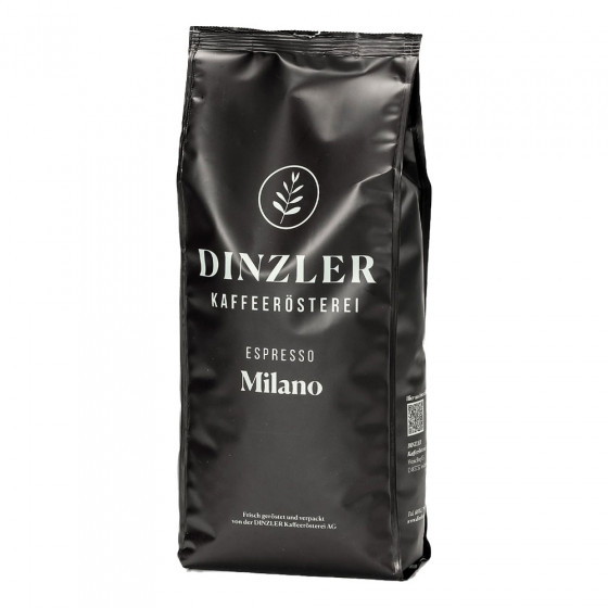 """Kaffeebohnen Dinzler Kaffeerosterei """"Espresso Milano"""", 1 kg"""