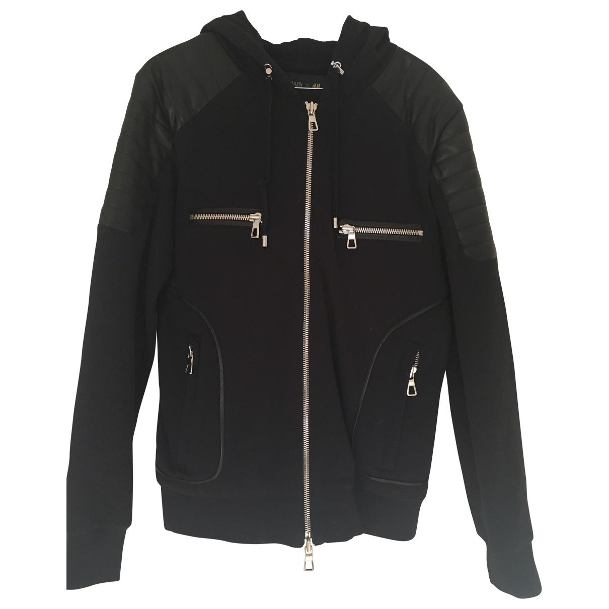 Balmain For H&m \N Black Cotton jacket  for Men S International